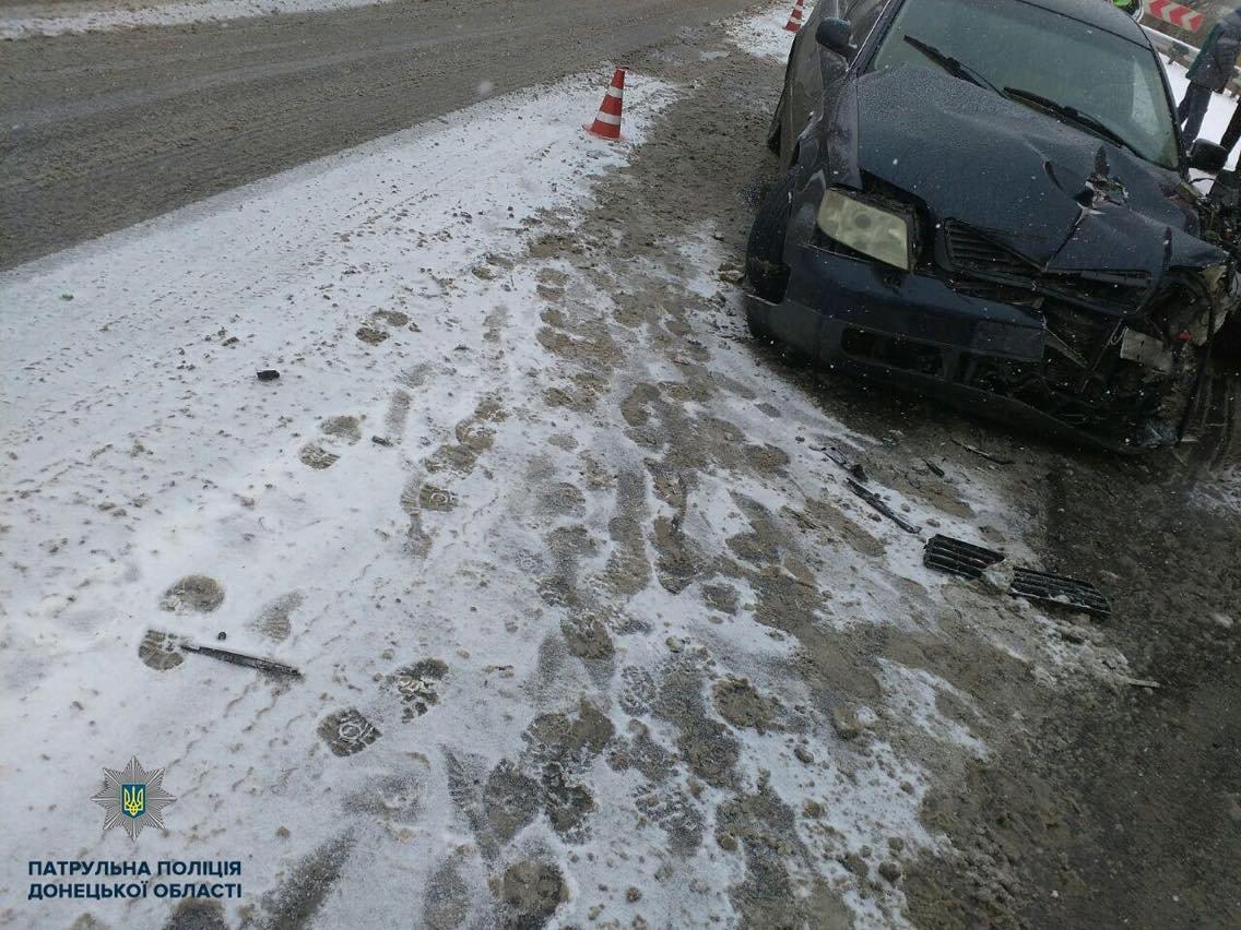 Снегоуборочная техника в Мариуполе попала в аварию (ФОТОФАКТ), фото-3