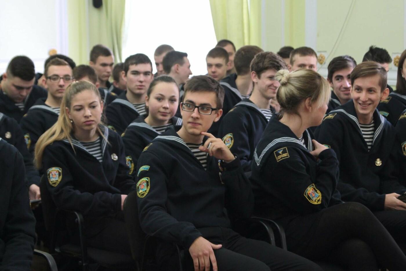 Мариупольские студенты вступили в борьбу за престижную поездку на выставку Posidonia 2018 в Афины, фото-3