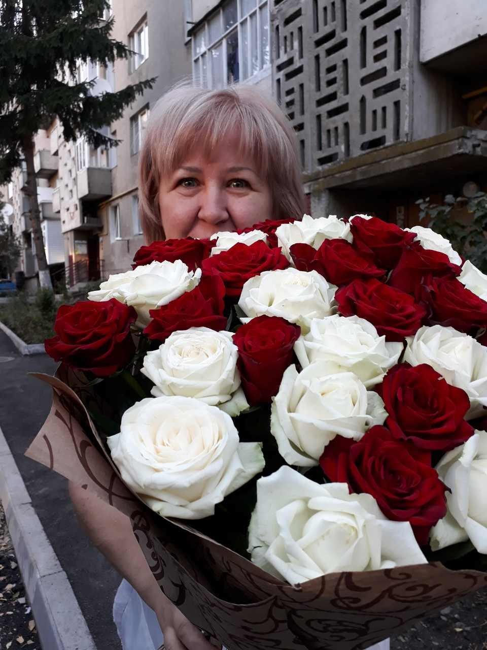 Доставка цветов Мариуполь, фото-1