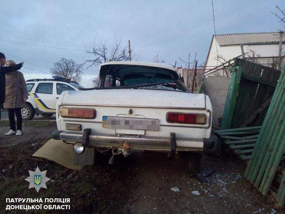В Мариуполе в выходные пьяные водители устроили три ДТП (ФОТО), фото-3
