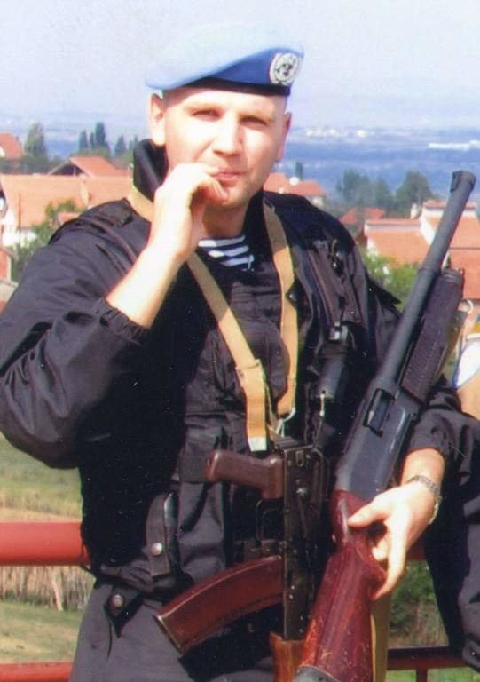Миротворец погиб при обстреле автоколонны вблизи Мариуполя (ФОТО), фото-4