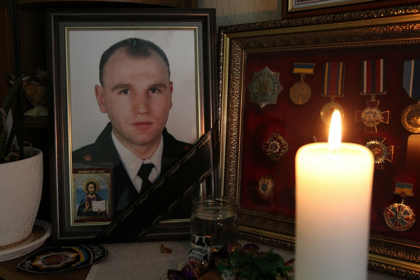 Миротворец погиб при обстреле автоколонны вблизи Мариуполя (ФОТО), фото-5