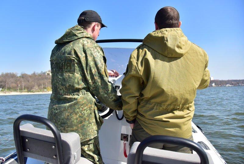 «Нерест-2018»: акваторию Азовского моря будут патрулировать на полицейском катере (ФОТО), фото-2