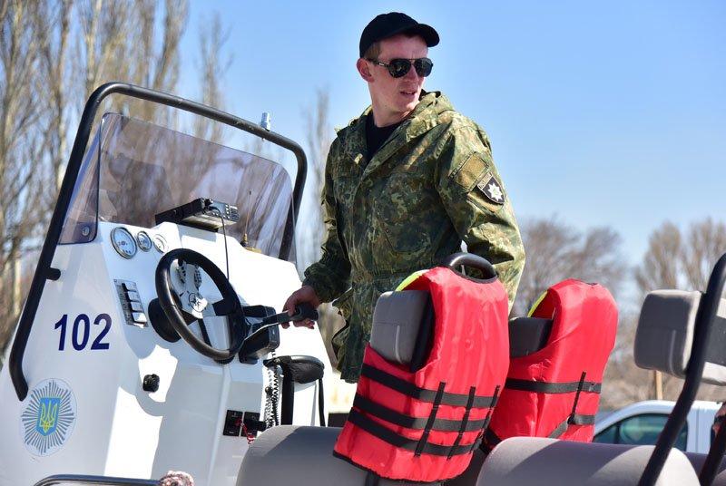 «Нерест-2018»: акваторию Азовского моря будут патрулировать на полицейском катере (ФОТО), фото-1