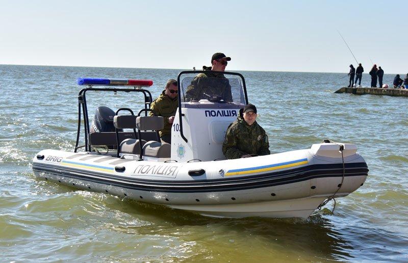 «Нерест-2018»: акваторию Азовского моря будут патрулировать на полицейском катере (ФОТО), фото-5
