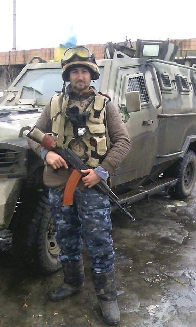 Радист-разведчик подорвался на мине около Широкино (ФОТО+ВИДЕО), фото-2