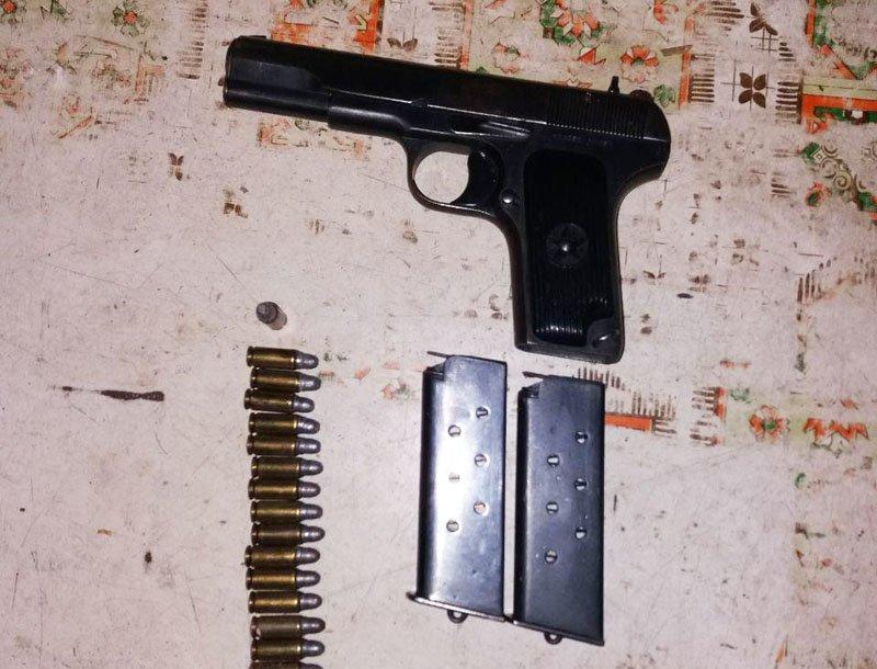 У мариупольца полиция изъяла арсенал оружия времен Второй мировой войны (ФОТО), фото-4