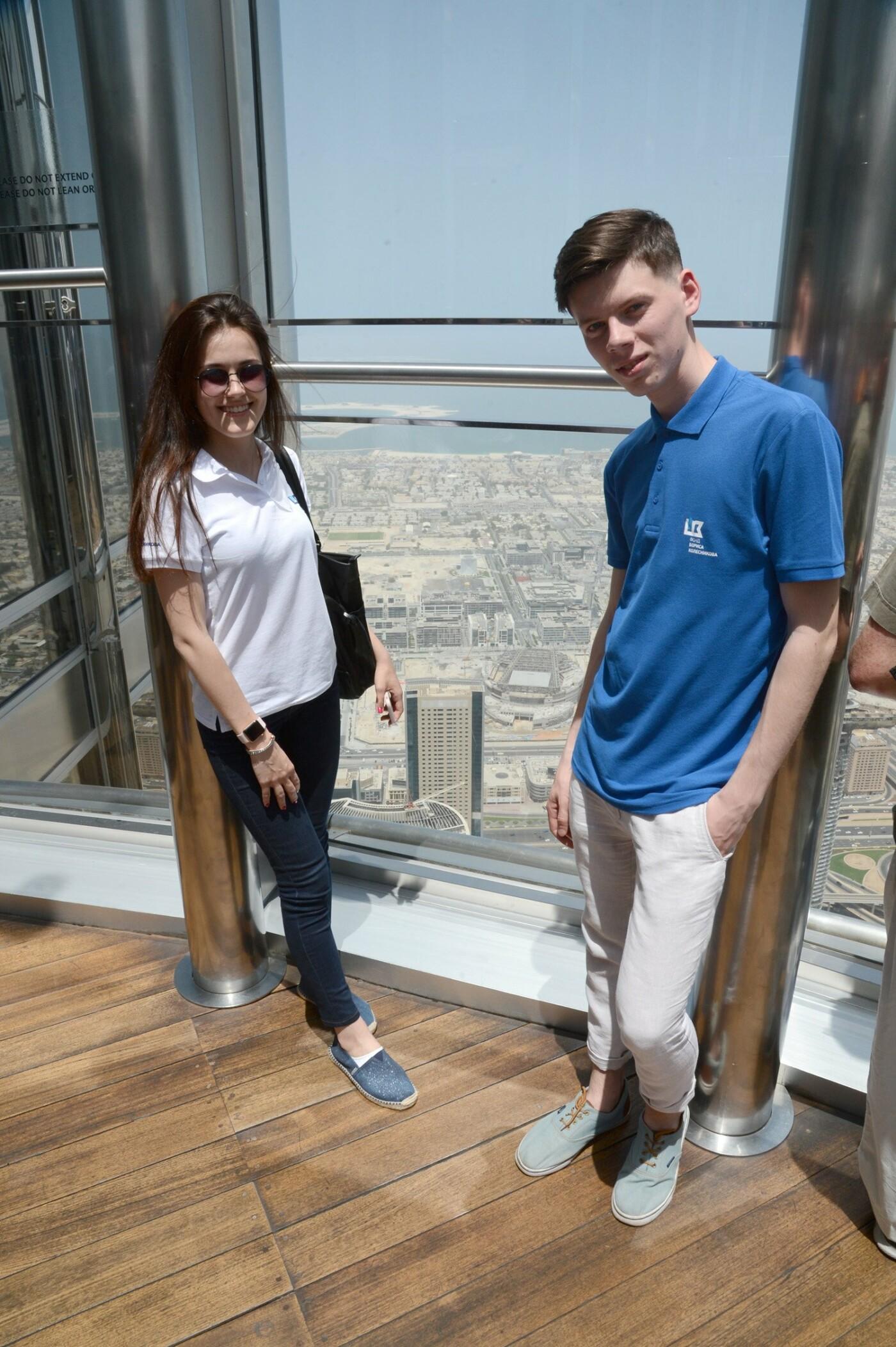 Студенты Донецкой области отправились изучать архитектуру в Дубай, фото-3