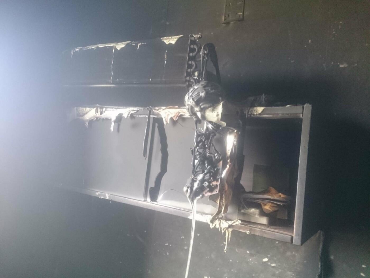 В Мариуполе при пожаре в квартире погибли два человека (ФОТО), фото-1