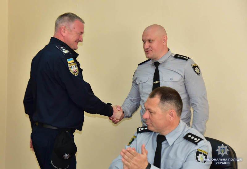 В Мариуполе представили нового начальника криминальной полиции Донецкой области (ФОТО), фото-1