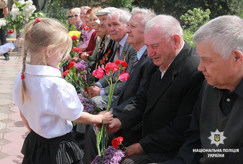 В Мариуполе почтили память погибших во Второй мировой войне (ФОТО), фото-7