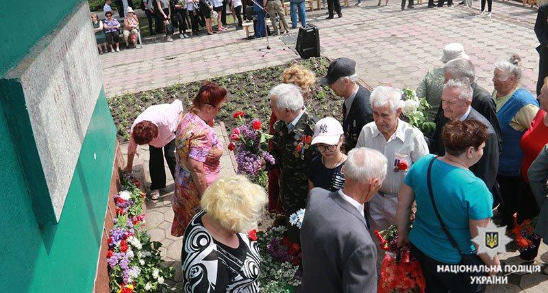 В Мариуполе почтили память погибших во Второй мировой войне (ФОТО), фото-3