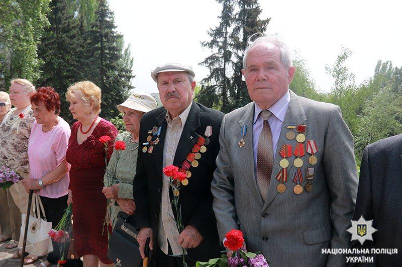 В Мариуполе почтили память погибших во Второй мировой войне (ФОТО), фото-10