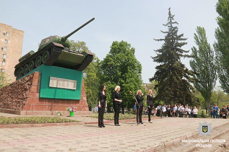 В Мариуполе почтили память погибших во Второй мировой войне (ФОТО), фото-9