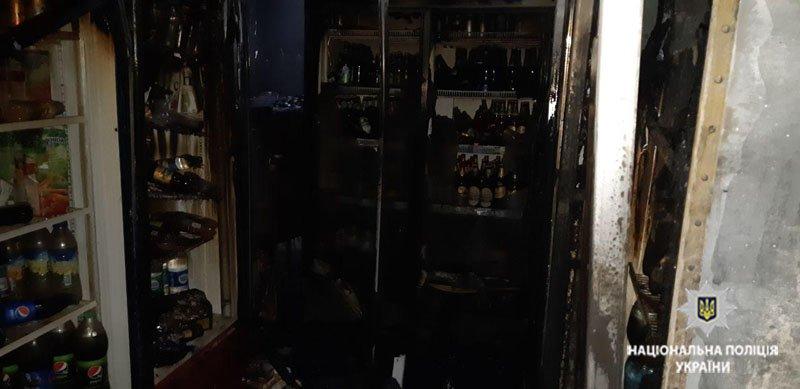 В Мариуполе задержали мужчину, который поджег киоск вместе с продавцом, - ФОТО, фото-1