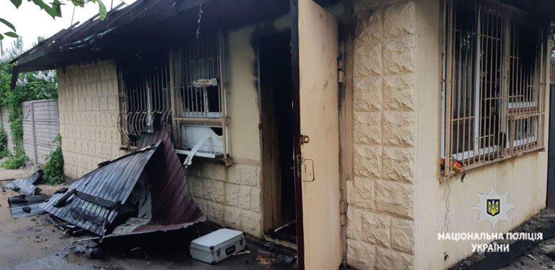 В Мариуполе задержали мужчину, который поджег киоск вместе с продавцом, - ФОТО, фото-3