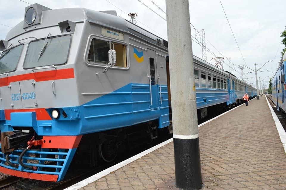 На участке Волноваха-Мариуполь будут курсировать два новых пригородных электропоезда, - ФОТО, фото-1