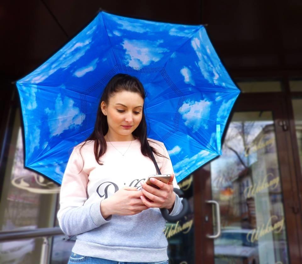 Самый стильный, удобный и яркий зонт 2018 года!, фото-1