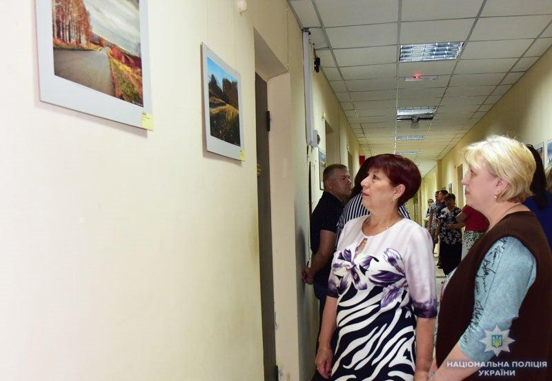 «По мотивам Куинджи». В главке полиции Донетчины открылась выставка работ мариупольских фотохудожников , фото-7