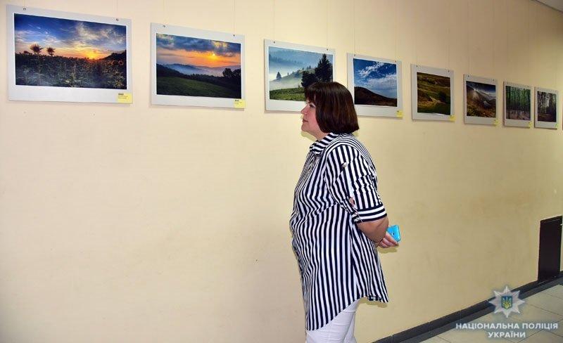 «По мотивам Куинджи». В главке полиции Донетчины открылась выставка работ мариупольских фотохудожников , фото-4