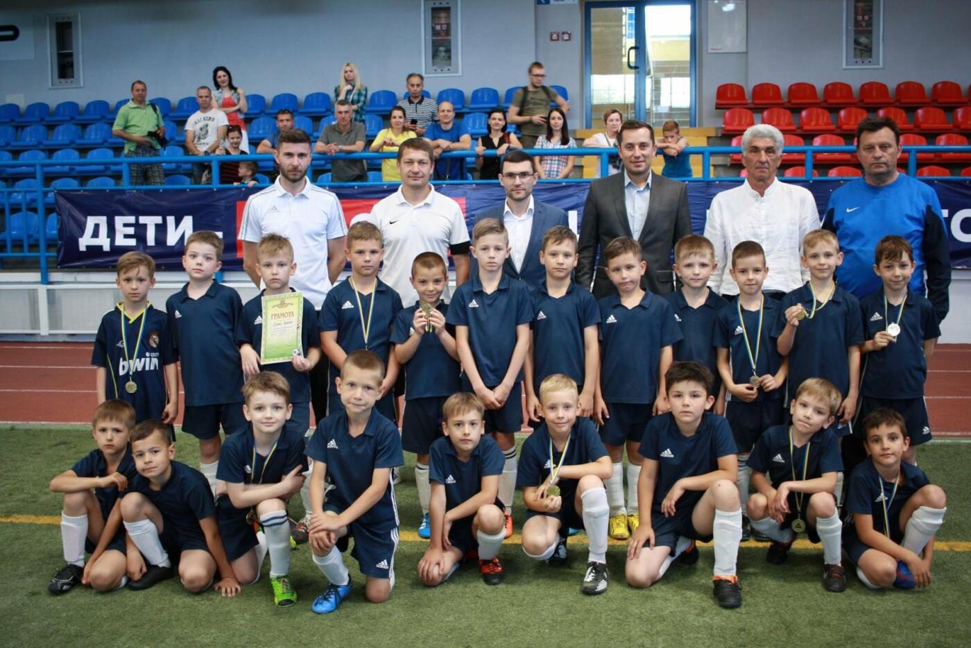 3 июня состоялось торжественное закрытие турнира по футболу под эгидой партии «ОСНОВА» г. Мариуполя, фото-1
