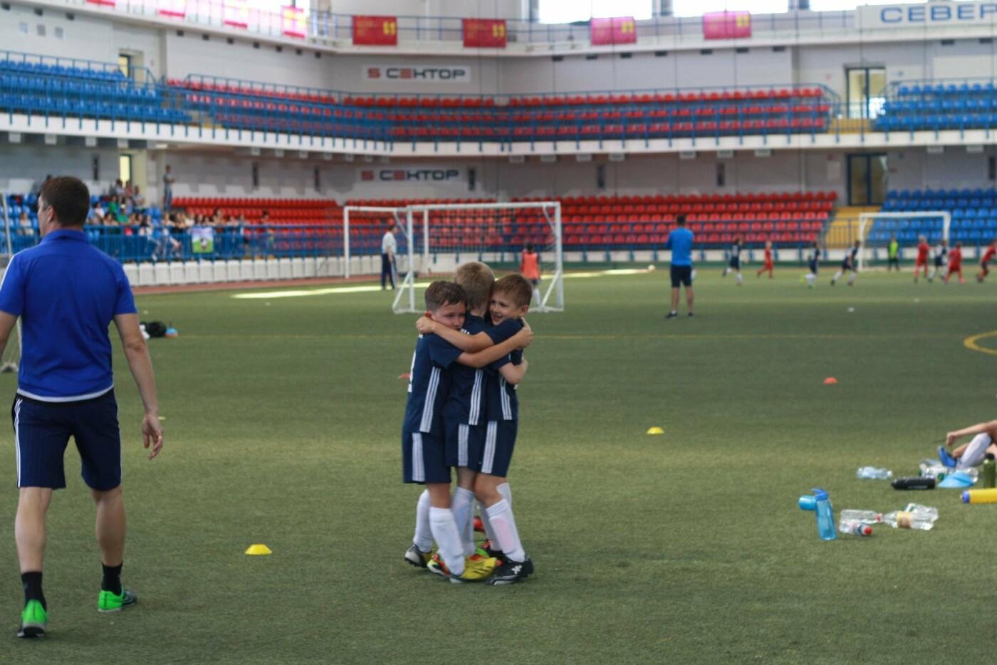 3 июня состоялось торжественное закрытие турнира по футболу под эгидой партии «ОСНОВА» г. Мариуполя, фото-8
