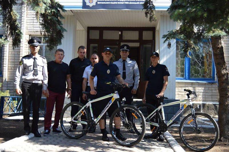 На улицах Урзуфа появился полицейский велопатруль, - ФОТО, фото-2