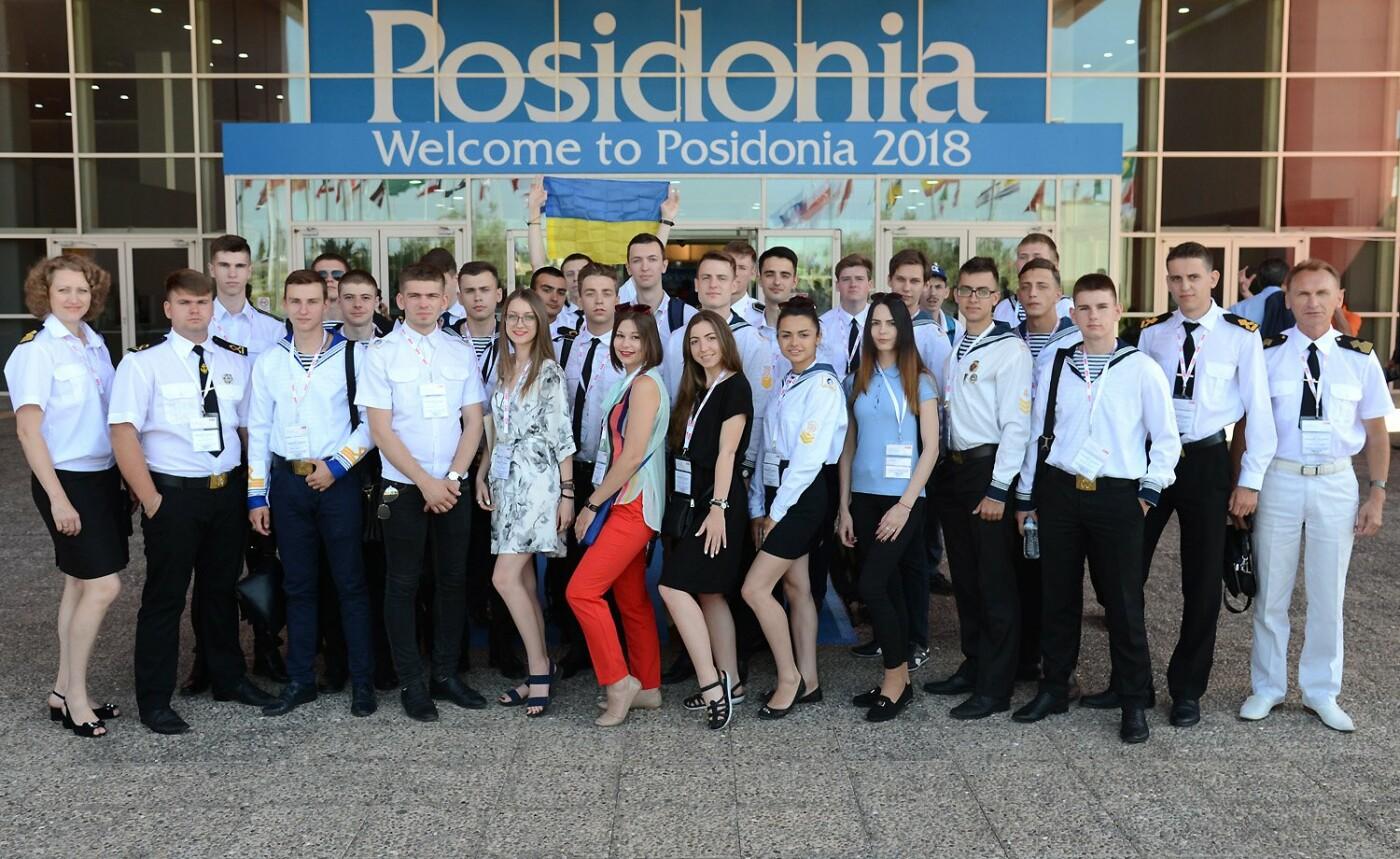 Борис Колесников показал студентам Мариуполя выставку Posidonia в Греции, фото-3