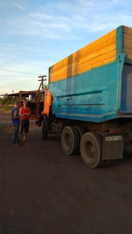 Под Мариуполем неизвестные пытались украсть железнодорожные рельсы, - ФОТО, фото-2