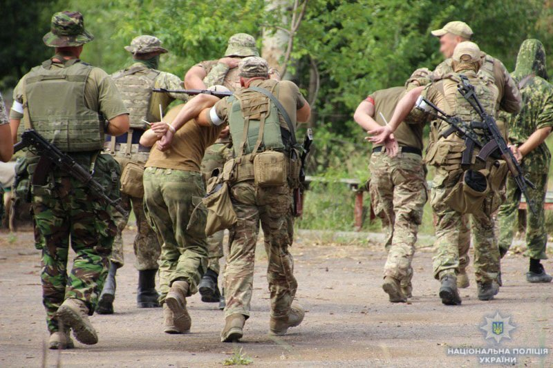 Под Мариуполем освободили заложника и уничтожили условную ДРГ, - ФОТО, фото-4