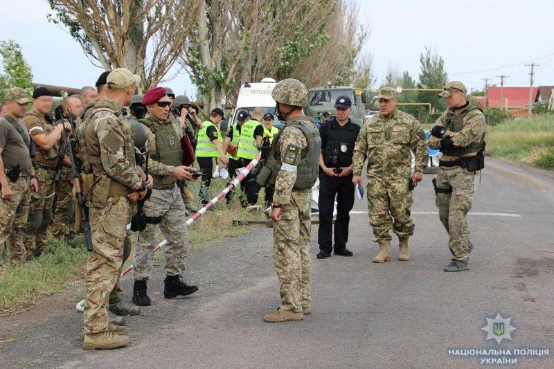 Под Мариуполем освободили заложника и уничтожили условную ДРГ, - ФОТО, фото-3
