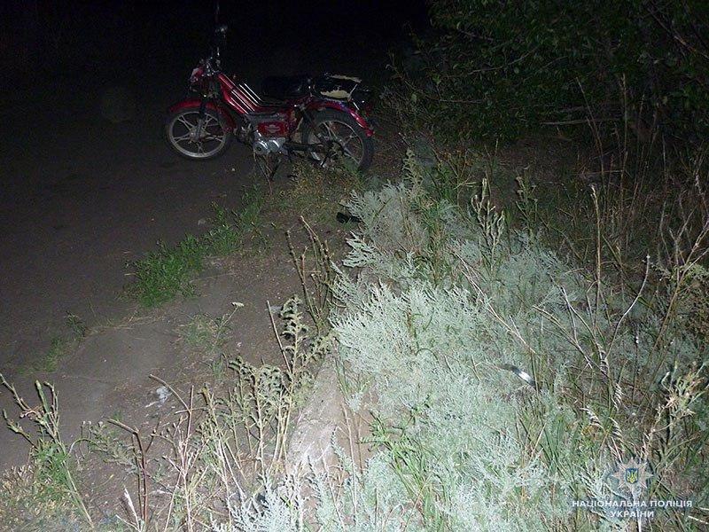 Под Мариуполем несовершеннолетний на мопеде сбил коляску с младенцем, - ФОТО, фото-3