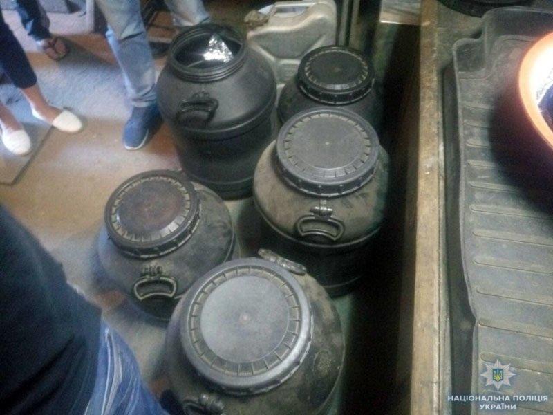 В Мариуполе у наркоторговцев полиция изъяла 15 кг каннабиса, - ФОТО, фото-3