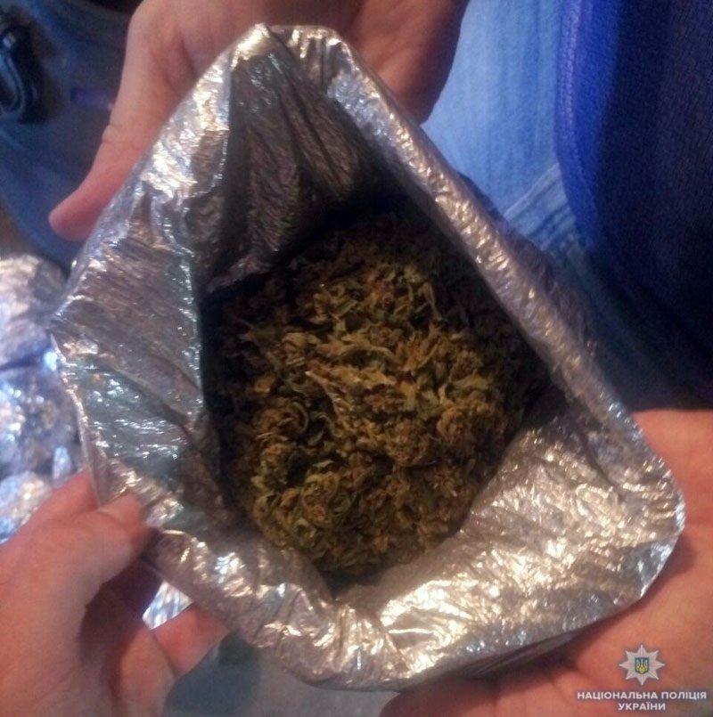 В Мариуполе у наркоторговцев полиция изъяла 15 кг каннабиса, - ФОТО, фото-5