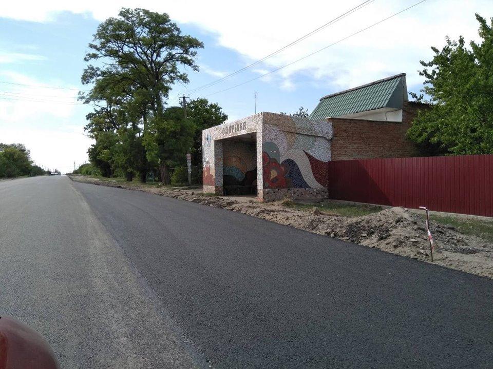 Ремонт трассы Запорожье - Мариуполь: уже восстановлено более 10 км дороги, - ФОТО, фото-1