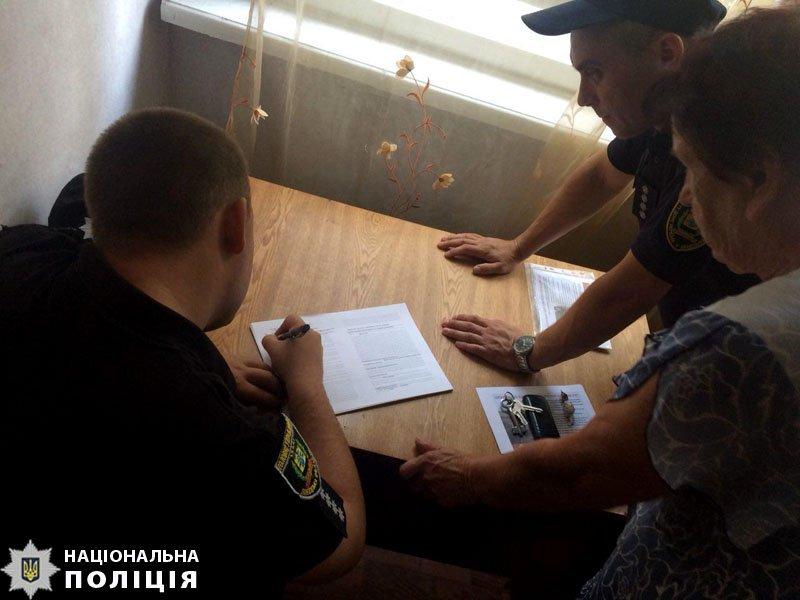 В Мариуполе полицейские и пожарные проверили безопасность школ, - ФОТО, фото-4