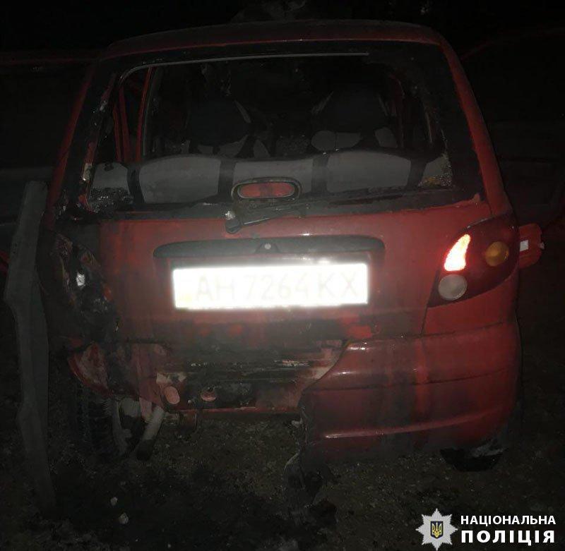 Мариупольские полицейские задержали поджигателя автомобиля, - ФОТО, фото-1