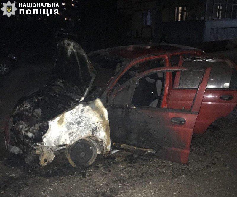 Мариупольские полицейские задержали поджигателя автомобиля, - ФОТО, фото-2
