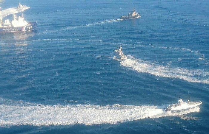 Пограничные катера РФ атаковали военные корабли ВМС Украины, идущие в порт Мариуполь, - ДОПОЛНЕНО, ФОТО, фото-2