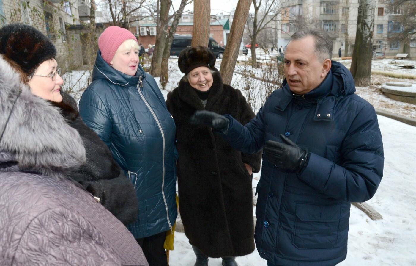 Попечительские советы под эгидой Фонда Бориса Колесникова реализуют социальные проекты в Донецкой области, фото-11