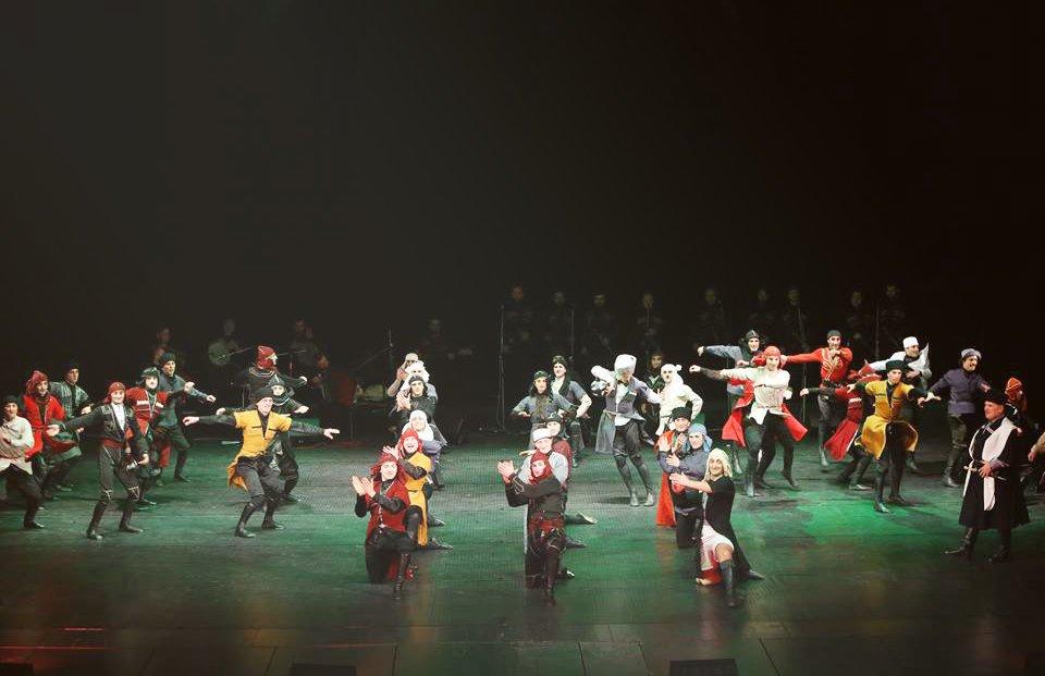 Всеукраинский гастрольный тур Грузинского ансамбля «Кутаиси»! , фото-3