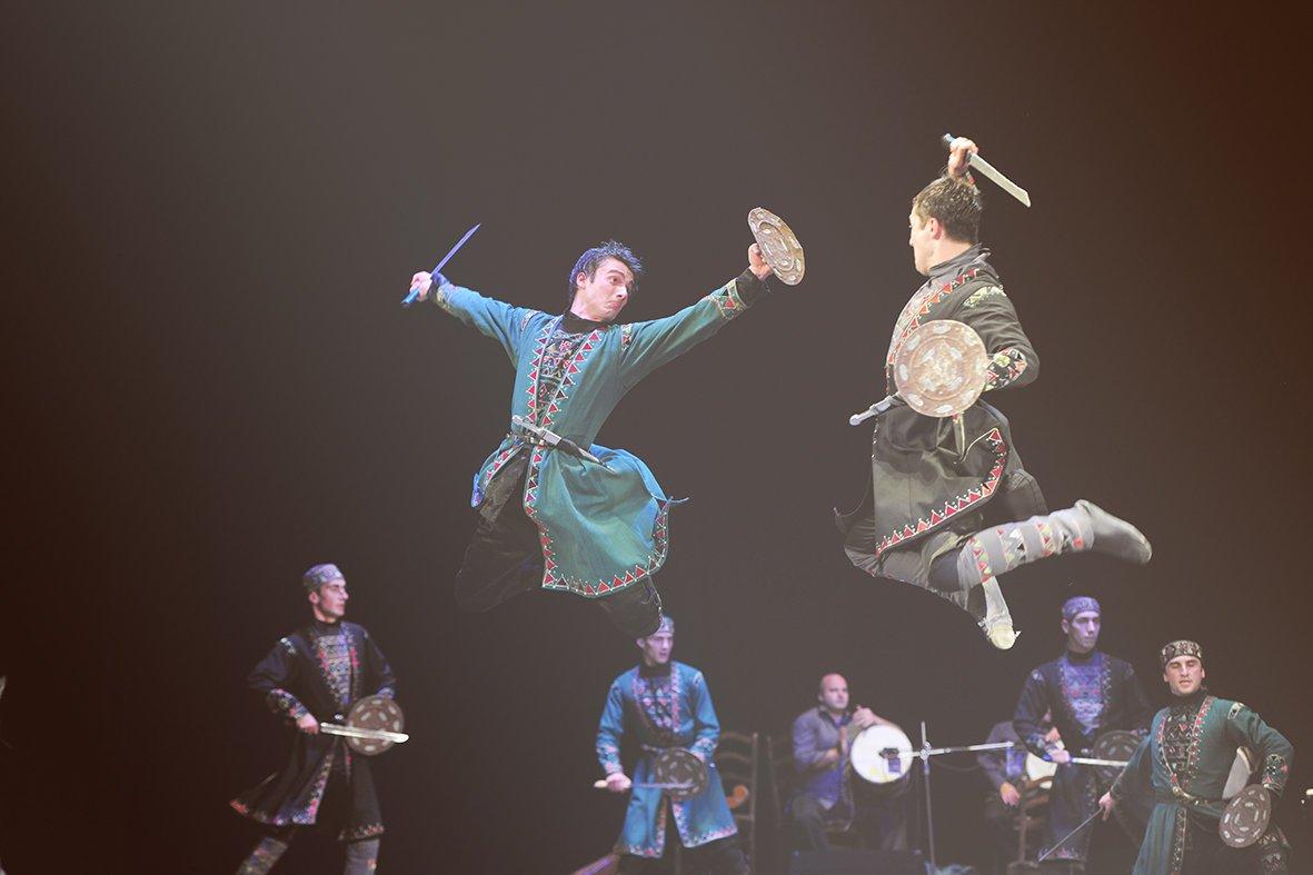 Всеукраинский гастрольный тур Грузинского ансамбля «Кутаиси»! , фото-4