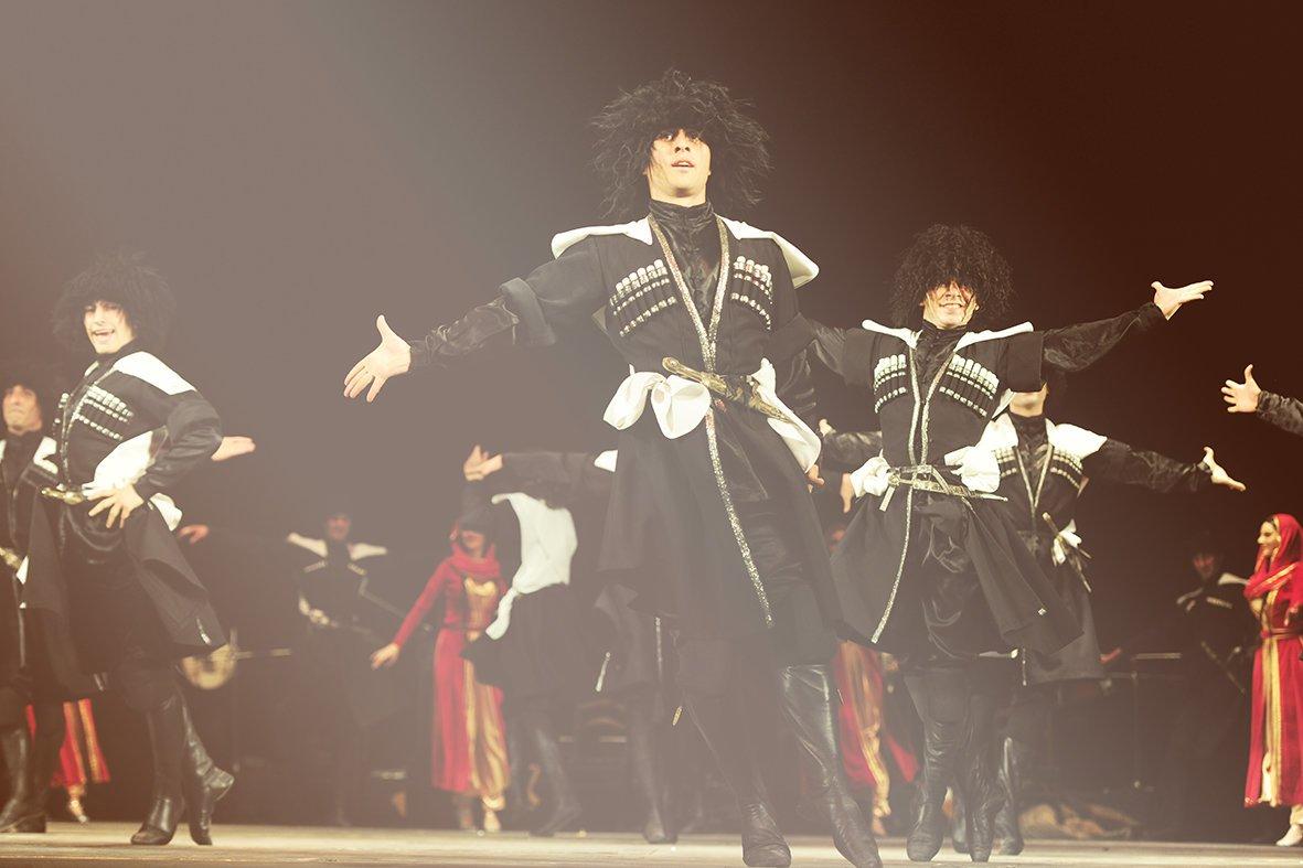 Всеукраинский гастрольный тур Грузинского ансамбля «Кутаиси»! , фото-5
