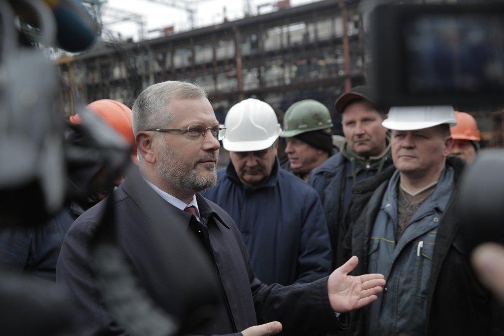 Вилкул: Нынешнее руководство страны выдавливает украинцев заграницу, а я хочу обеспечить людей достойной работой и зарплатой на родине, фото-4