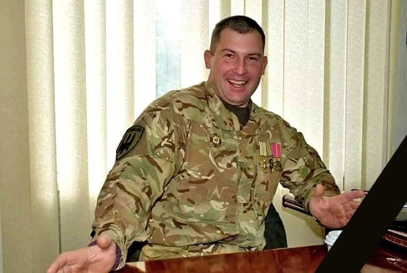 Стало известно имя погибшего под Мариуполем офицера НГУ, фото-1