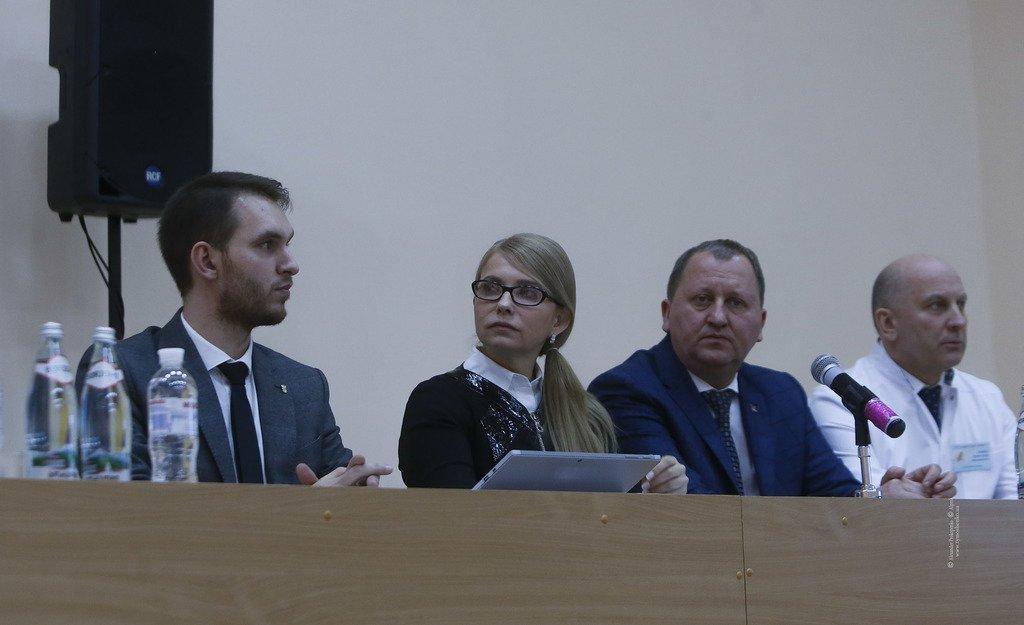 Страховая медицина и эффективная скорая помощь – Тимошенко о планах реформирования здравоохранения, фото-3