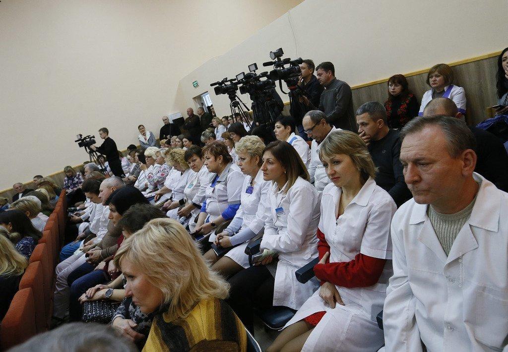 Страховая медицина и эффективная скорая помощь – Тимошенко о планах реформирования здравоохранения, фото-4