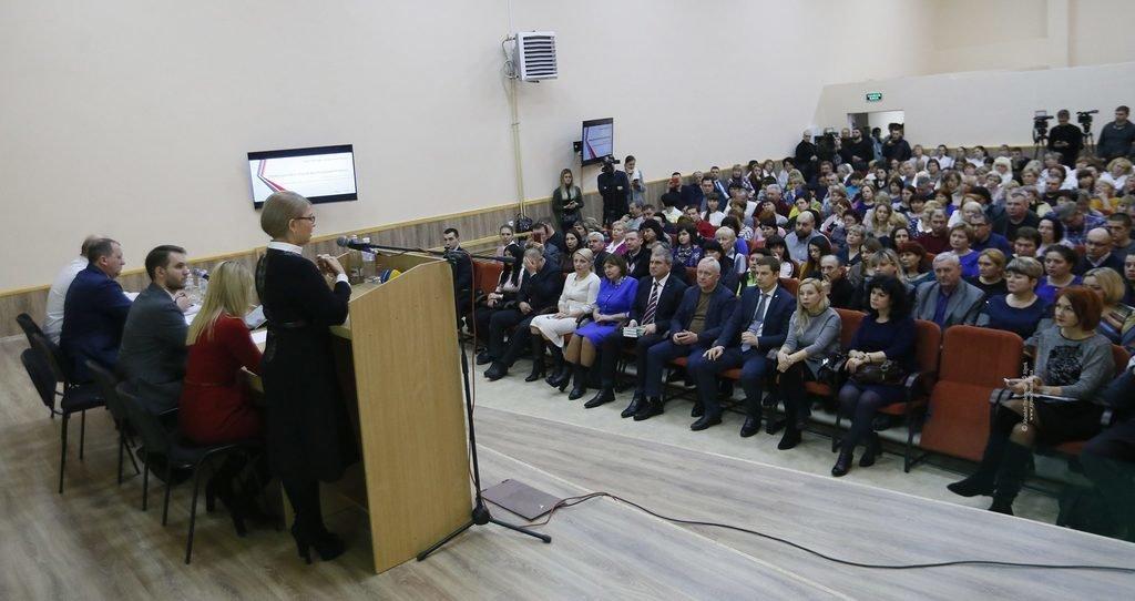 Страховая медицина и эффективная скорая помощь – Тимошенко о планах реформирования здравоохранения, фото-2