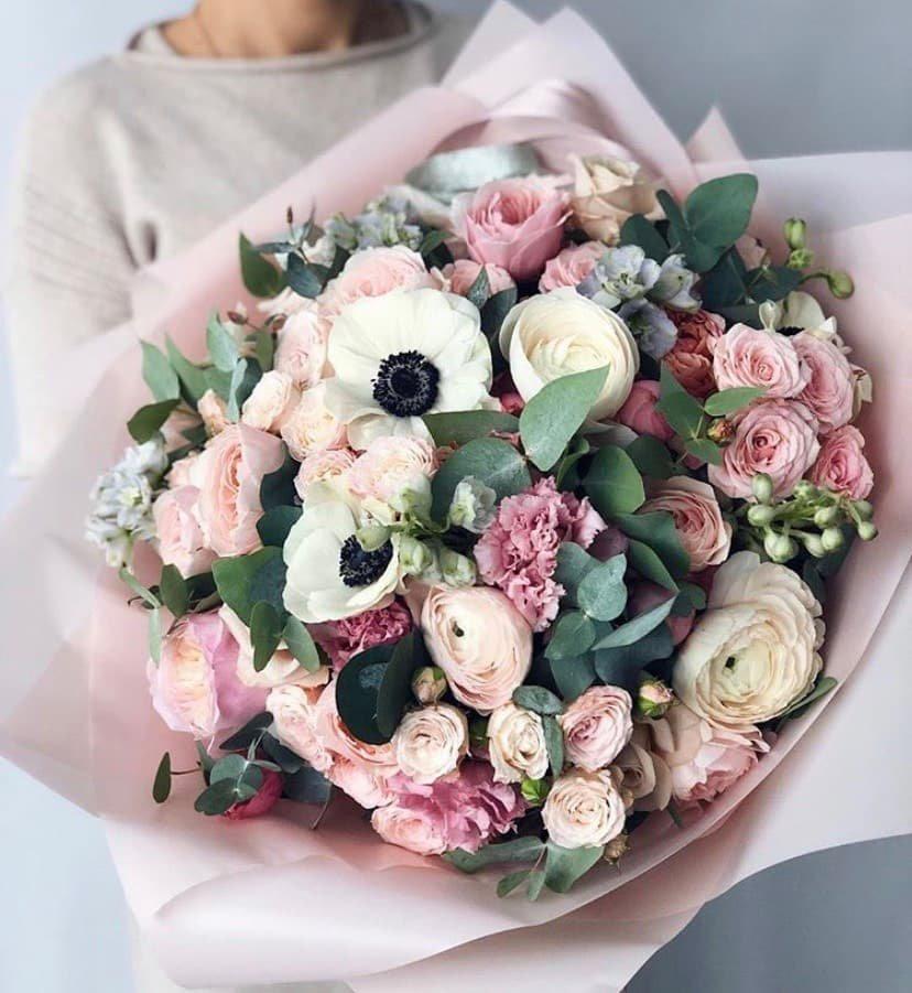 В цокольном этаже супермаркета Зеркальный открылся цветочный магазине INFLORE , фото-7