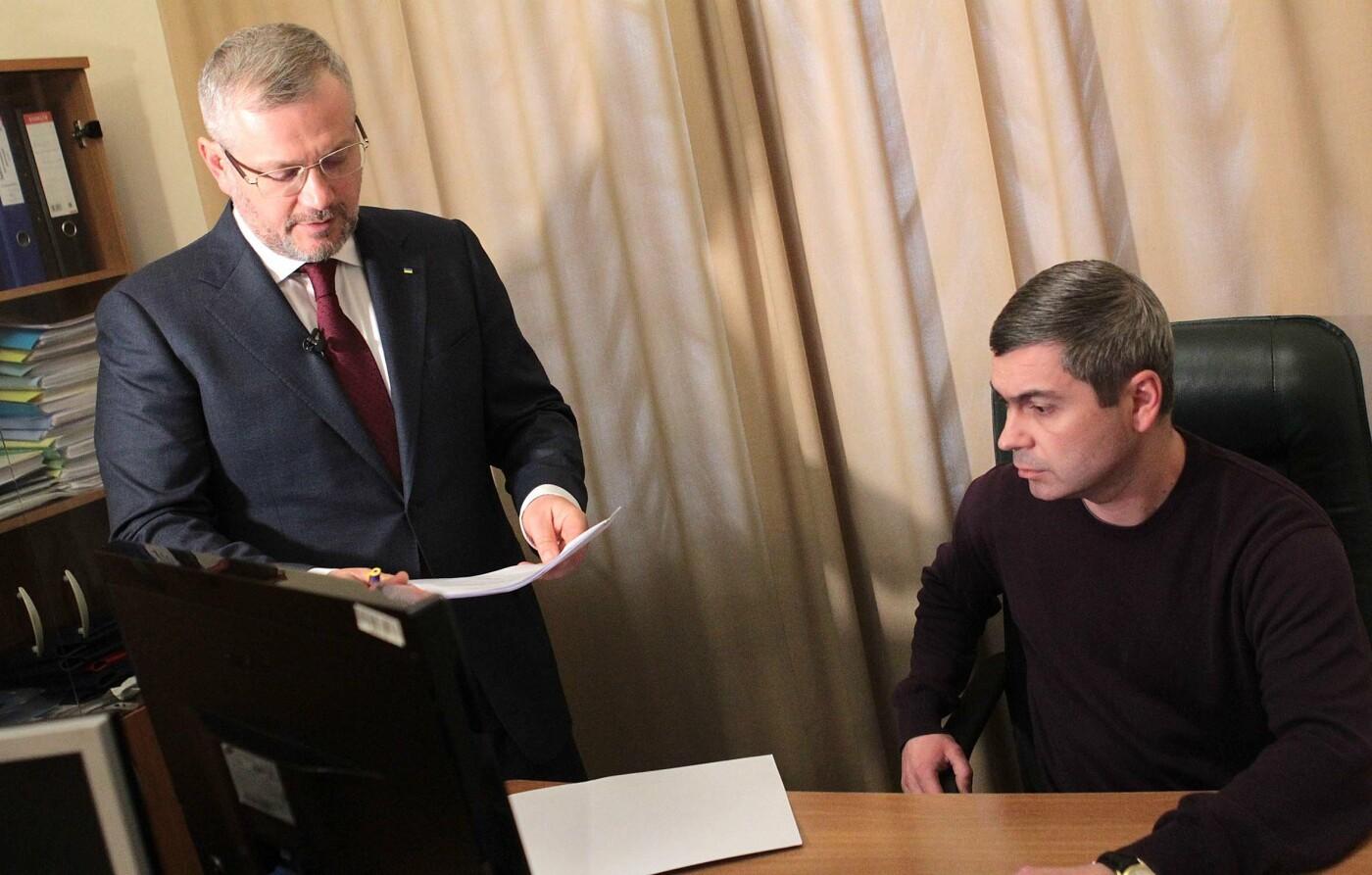 Вилкул внес в Верховную Раду законопроект о снятии блокады с Донбасса, фото-2